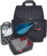 Bed Bath & Beyond SKIP*HOP® Forma Backpack Diaper Bag in Black