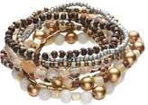 Mudd Bead Stretch Bracelet Set