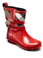 Burberry Little Kid's & Kid's Check Rainboots