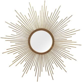 Stratton Home Decor Andrea Sunburst Wall Mirror