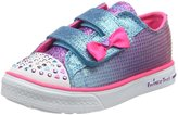 Skechers Girls Twinkle Breeze-Sweet Starlet Sneaker