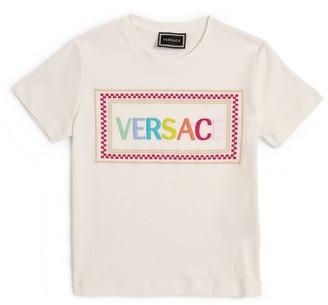 Versace Logo T-Shirt (4-14 Years)