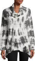 XCVI Bibiana Tie-Dye Print Sweater, Edengar