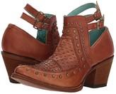Corral Boots E1404 (Cognac) Women's Boots