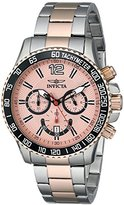 Invicta Men's 15615 Specialty Analog Display Japanese Quartz Two Tone Watch