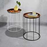 west elm Eric Trine Column Side Tables + Trays