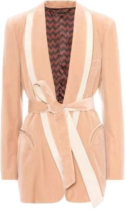 BLAZÉ MILANO Velvet blazer
