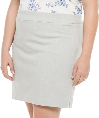 Croft & Barrow Plus Size Effortless Stretch Skort