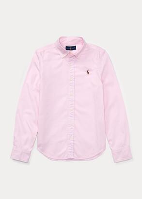 Ralph Lauren Cotton Oxford Shirt