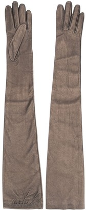 Brunello Cucinelli Long Slip-On Gloves
