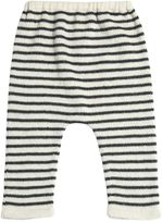 Oeuf Striped Baby Alpaca Tricot Pants