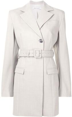 ANNA QUAN Yulia belted blazer dress