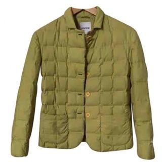 Aspesi Green Coat for Women