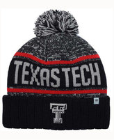 Top of the World Texas Tech Red Raiders Acid Rain Pom Knit Hat