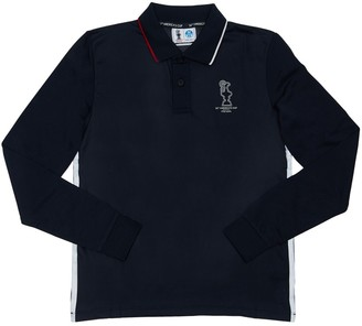 North Sails Recycled L/S Polo Shirt