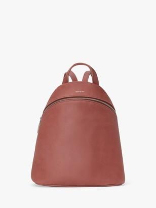 Matt & Nat Vintage Collection Aries Vegan Backpack, Heirloom Pink