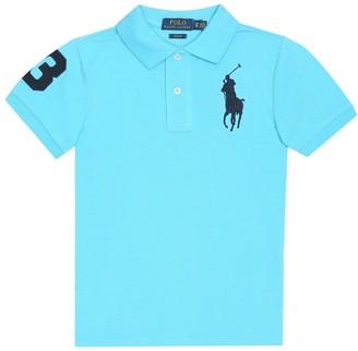 Polo Ralph Lauren Kids Cotton polo shirt