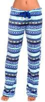 Body Candy Loungewear Body Candy Women's PJs Cozy Fleece Plush Pajama Pants (1X, )
