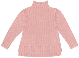Bonpoint Cashmere turtleneck sweater