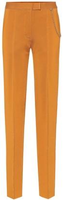 Givenchy Stretch-knit straight-leg pants