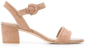 Tod's Strap Leather Sandals
