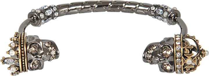 Alexander McQueen Queen King bracelet