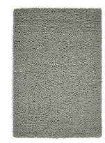 House of Fraser RugGuru Union Hand Woven Rug in Grey Whisper 120 X 170