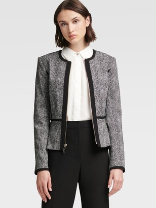 DKNY Millenium Zipper Jacket