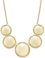 INC International Concepts Gold-Tone Circle Collar Necklace, Only at Macy's