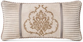 """Waterford Darcy Pleated 11"""" x 22"""" Decorative Pillow"""