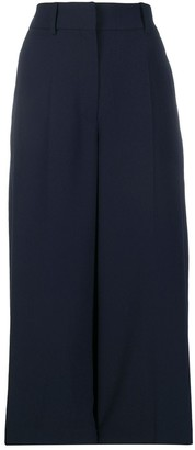Coliac High-Waisted Flared Trousers