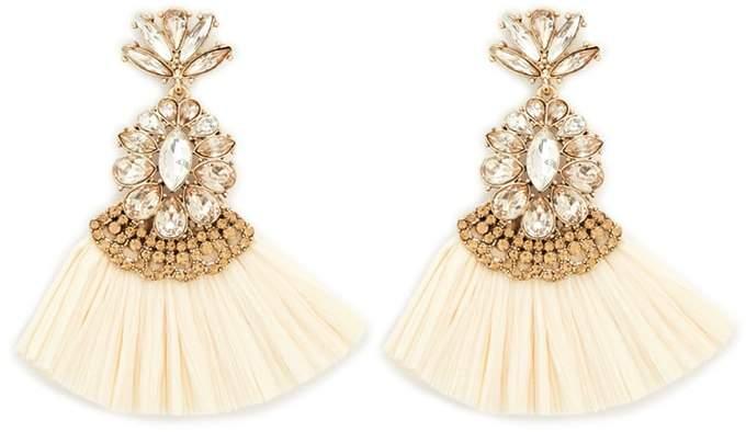175f53ffa Gold Rhinestone Earrings - ShopStyle Canada