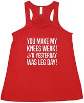 Constantly Varied Gear Constantly Varied Women's You Make My Knees Weak... Tnk XL