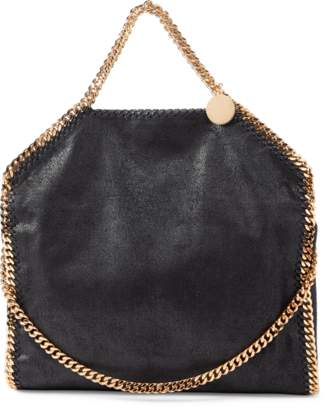 Stella McCartney Falabella Shaggy Deer Fold Over Tote
