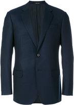 Giorgio Armani classic blazer - men - Viscose/Cashmere/Virgin Wool - 50