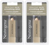Neutrogena Healthy Skin Smoothing Stick Treatment Concealer, Fair 01, 0.10 Ounces by
