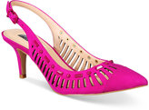 INC International Concepts Women's Dehany Slingback Pumps, Only at Macy's