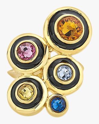 Isharya Glitter on the Go Solar Statement Ring