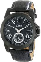 A Line a_Line Women's AL-80022-BB-01 Amare Analog Display Japanese Quartz Watch