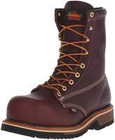Thorogood Men's American Heritage 8 Inch Safety Toe Work Boot
