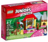 Lego Infant Girl's Juniors Disney(TM) Snow White'S Forest Cottage Play Set - 10738