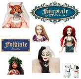 Disney Designer Collection Doll Set - Pre-Order