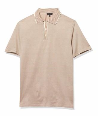 Theory Men's Trio Cotton Polo Shirt