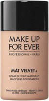 Make Up For Ever Mat Velvet+ Foundation