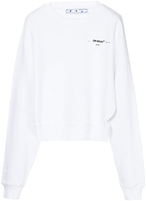 Off-White Puzzle Arrow Sweatshirt