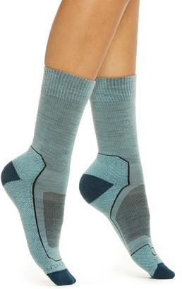 Icebreaker Hike Light Merino Wool Blend Crew Socks