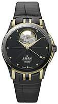 Edox Women's 85012 357JN NID Grand Ocean Analog Display Swiss Automatic Watch