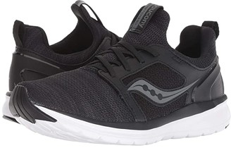 Saucony Stretch Go Ease (Black/Charcoal) Women's Running Shoes