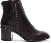 Rag & Bone Willow Stud Bootie in Black