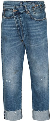 R 13 Crossover Jeans